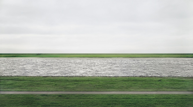 La photo la plus chère du monde – © Andrea Gursky